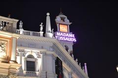 Madame Tussaud ` s w niebie zdjęcie stock