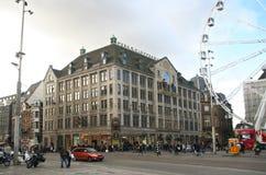 Madame Tussauds Amsterdam Stock Photo