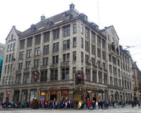 Madame Tussauds in Amsterdam Royalty Free Stock Image