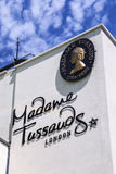 Madame Tussauds in London Royalty Free Stock Photo