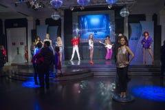 Madame Tussauds - London - UK royalty free stock photos