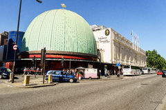 Madame Tussauds museum in London Stock Photography