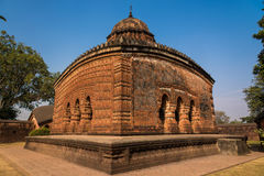 Madan Mohan świątynia Bishnupur Fotografia Stock