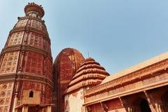 Madan Mohan. Holy place Vrindavan Royalty Free Stock Image