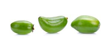 Madan,tropical thai fruit.  Stock Photography