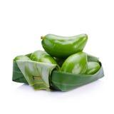 Madan,tropical thai fruit Stock Images