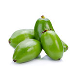 Madan,tropical thai fruit Royalty Free Stock Images