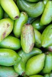 Madan,tropical thai fruit Royalty Free Stock Photography