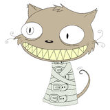 Madcat 免版税库存照片