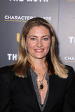 Madchen Amick. At USA Network and Moth present A More Perfect Union: Sories of Prejudice and Power,  Pacific Design Center, Los Angeles, CA 02-15-12 Stock Images