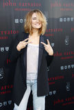 Madchen Amick. At the John Varvatos #PeaceRocks Ringo Starr Private Concert  held at the John Varvatos in Los Angeles on September 21, 2014 in Los Angeles Stock Photo