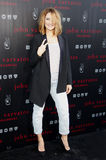Madchen Amick. At the John Varvatos #PeaceRocks Ringo Starr Private Concert  held at the John Varvatos in Los Angeles on September 21, 2014 in Los Angeles Stock Images