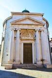 Maddalena church, Venice, Italy, Europe. Fondamenta de la Maddalena, historical church, in Venice, Italy, Europe vector illustration