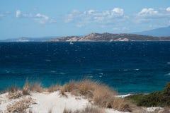 Maddalena-Insel stockbild