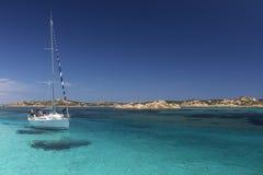 Maddalena Islands - Sardinia - Italy Royalty Free Stock Images