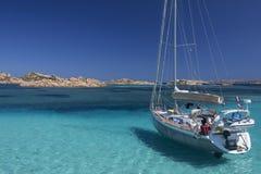 Maddalena Islands - Sardinia - Italy Royalty Free Stock Photos