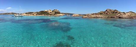 Maddalena Islands - Sardinia - Italy stock photo
