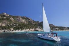 Maddalena Islands - Sardinia - Italy Royalty Free Stock Image