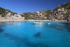 Maddalena Islands - Sardinia - Italy Stock Photos