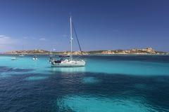 Maddalena Islands - Sardinia - Italy royalty free stock photo