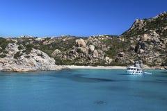 Maddalena Islands - Sardinia - Italy royalty free stock photography