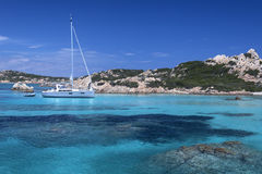 The Maddalena Islands - Sardinia - Italy Stock Photos