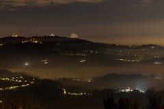 Maddalena wzgórze Obrazy Royalty Free