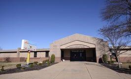 Maddox grundskola, västra Memphis, AR arkivbilder