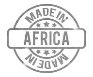 Made in Africa Stock Photography