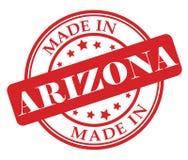Made in Arizona stamp Stock Image