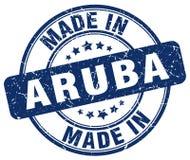 Made in Aruba stamp. Made in Aruba round grunge stamp isolated on white background. Aruba. made in Aruba
