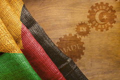 Made in Azawad Royalty Free Stock Photos