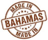 Made in Bahamas stamp. Made in Bahamas round grunge stamp isolated on white background. Bahamas. made in Bahamas