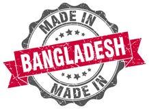 Made in Bangladesh seal. Made in Bangladesh round seal vector illustration