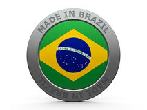 Made in Brazil Royalty Free Stock Photos