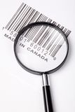 Made in Canada Royalty Free Stock Photo
