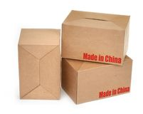 Made in china Royalty Free Stock Photos