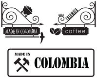 Made in Colombia Stock Images