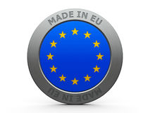 Made in EU Stock Photography