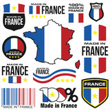 Made in France Royalty Free Stock Image