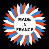 Made in France Stock Image