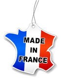 Made in france symbol Stock Photography