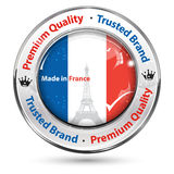 Made in France, Trusted Brand, Premium Quality Stock Photos