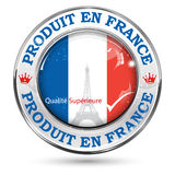Made in France, Trusted Brand, Premium Quality Stock Photography