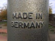 """Made in Germanyâ€- stockfoto"