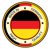 Made in Germany Royalty Free Stock Photo