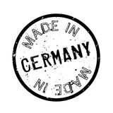 Made In Germany rubber stamp Stock Photos