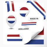 Made In Holland Collection Stock Photos