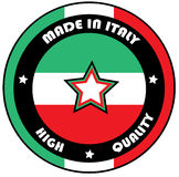 Made in Italy Royalty Free Stock Photo