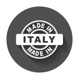 Made in Italy. Stock Image